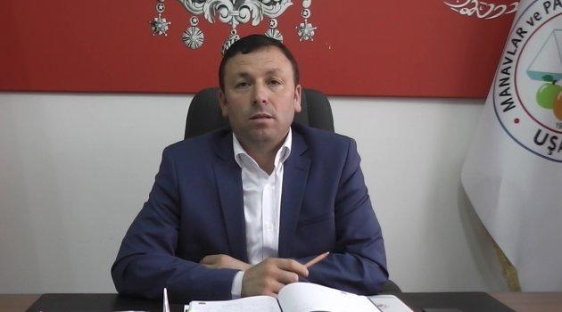 Manavlar ve Pazarcılar Esnaf Odası Başkanı Arif Işık, Çalışmaları Hakkında Değerlendirmelerde Bulundu