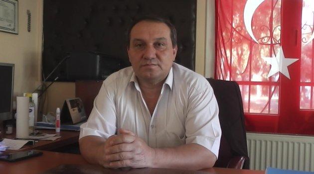 """Mehmet Akif Ersoy Mahallesi Muhtarı Baki Gencer, """"Mahallemizde %90 üzerinde elektrik hatları yer altına alındı"""""""