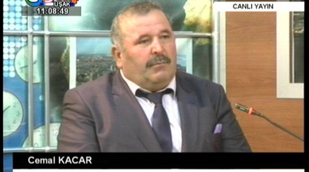"""Muhtar Cemal Kacar """"Yatırım alma noktasında sıkıntılarımız olabiliyor"""""""