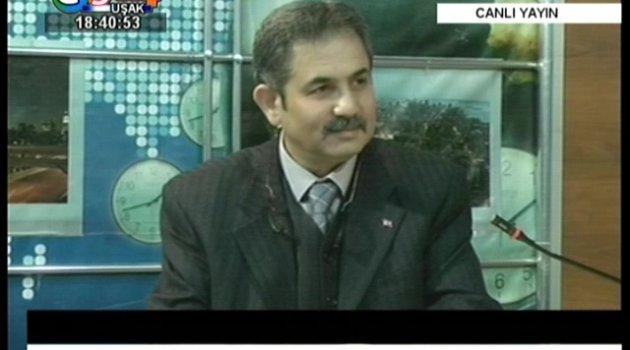 """Muhtar Cemil Cevher, """"Uşak'ın 50 yıllık projelere ihtiyacı var"""""""