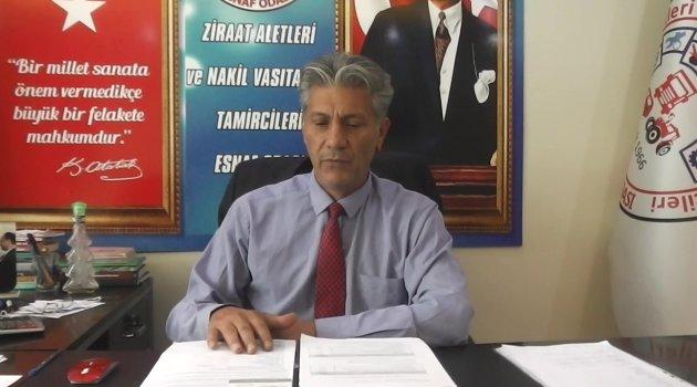 """Nazmi Arıkan, """"48 Sektör, Zorunlu Mesleki Yeterlilik Belgesi Almak Zorunda"""""""