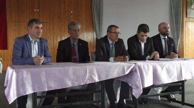 Ortak Kullanım Alanı Projesi Toplantısı Gerçekleştirildi