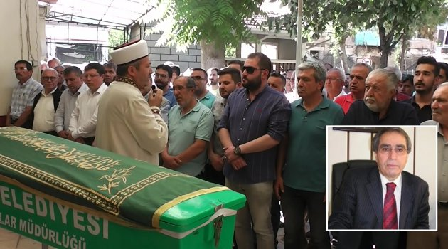 Ramazan Toker son yolculuğuna uğurlandı