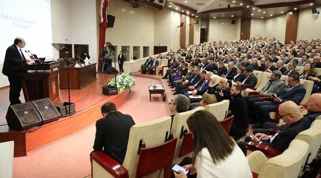 Rektör Savaş, Tarım ve Orman Bakanlığı İle YÖK Arasındaki İş Birliği Protokolü Törenine Katıldı