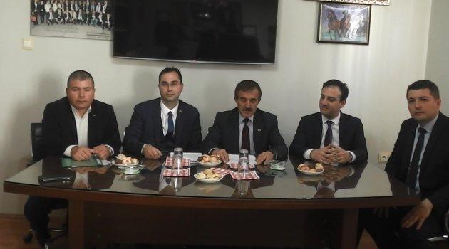 ŞEKERBANK'TAN UŞAKLI ÜRETİCİLERE FİNANSMAN DESTEĞİ