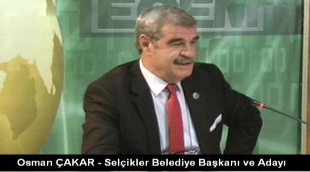 """Selçikler Belediye Başkanı Osman Çakar """"Bütün Belgeler Elimde"""""""