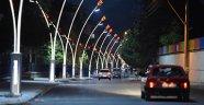 3 Bin Yeni Işıklandırma Kentin Havasını Değiştirecek