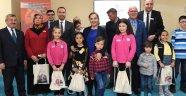 55. Kütüphane Haftası Etkinlikleri, İskender Pala İl Halk Kütüphanesinde Gerçekleştirildi.