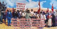 Uşak'ın Önde Gelen İsimleri Uşaklıların Mevlid Kandili'ni ve 29 Ekim  Cumhuriyet Bayramını Kutladı.