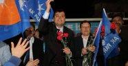 AK Parti Uşak Belediye Başkan Adayı Mehmet Çakın'dan Dikilitaş'ta Mahalle Mitingi