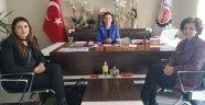 Egem TV Yönetim Kurulundan, Uşak Belediye Başkan Yardımcısı Zeynep Ceylaner'e Ziyaret!