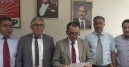 İl Genel Meclisi CHP Grup Başkan Vekili Engin Özcan'dan Basın Açıklaması