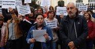 Uşak'ta, Özel Çocuklara Sahip Ailelerden 'Biz Varız' Yürüyüşü