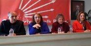 CHP Kadın Kolları Genel Başkanı Fatma Köse Uşak'ta!