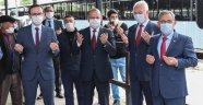 Kütahya'da Canlı Hayvan Pazarının Açılışı Gerçekleştirildi