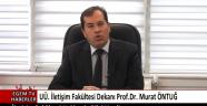 Dekan Murat Öntuğ Egem Tv'ye Anlattı.