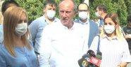 Eski CHP Milletvekili Muharrem İnce'den Uşak'a Ziyaret!