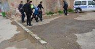 Alkollü maganda polis tarafından yakalandı