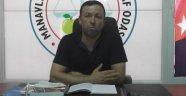 """Manavlar ve Pazarcılar Esnaf Odası Başkanı Arif Işık: """"Her yer açık pazaryerleri niye kapalı bu haksızlıktır."""" dedi."""