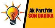 Milletvekili Aday Listesi YSK'DA