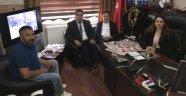 İlimizin Ankara'daki önemli ismi ve Ziraat Bankası Yönetim Kurulu Üyesi 23. Dönem AK Parti Milletvekili Mustafa Çetin Egem TV'yi ziyaret etti.