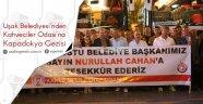 Uşak Belediyesi'nden Kahveciler Odası'na Kapadokya Gezisi
