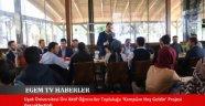 Üni Aktif Öğrenciler Topluluğundan 'Kampüse Hoş Geldin' Etkinliği  Düzenledi.