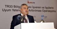 Afyonkarahisar'da Bölgesel İnsan Kaynakları Merkezi (BİGEM) kurulması için işbirliği protokolü imzalandı.