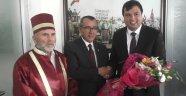 Ahilik Haftası Etkinlikleri Kapsamında, Belediye Başkanı Mehmet Çakın'a Ziyaret!