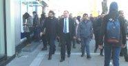 AK Parti Uşak Belediye Başkan Adayı Mehmet ÇAKIN, Esnaf Ziyaretlerine Devam Ediyor
