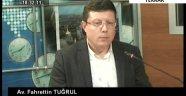 Ak Parti Uşak İl Başkanı Av. Fahrettin Tuğrul, Egem Tv'de Uşak'ın Seçimi Programına Konuk Oldu.