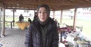 AK Parti Uşak İl Kadın Kolları'ndan 'AK kadınlar yerli üretir, milli tüketir, ekonomiye destek verir' Etkinliği
