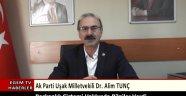 Ak Parti Uşak Milletvekili Dr. Alim Tunç partili Cumhurbaşkanlığı sistemi hakkında bilgi verdi.