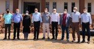 AK Parti Uşak Milletvekili İsmail Güneş, Karahallı Devlet Hastanesinde İncelemede Bulundu