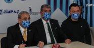 Belediye Kütahyaspor'dan imza şov
