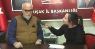 CHP Uşak İl Başkanı Nadi Sancar'dan, yerel seçimlerde  STK'lara davet