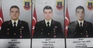 Hakkari'de Şehit Düşen Askerler Memleketlerine Uğurlandı