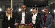 İYİ Parti Uşak Milletvekili aday adayı Neşe Yılmaz tarafından iftar yemeği düzenlendi