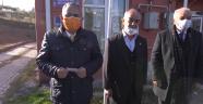 Kütahya Belediye Başkanı Prof.Dr. Alim Işık, Gültepe Mahallesini ziyaret etti.     ni Ziyaret Etti.