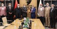 Kütahya Belediye Başkanı Prof. Dr. Alim IŞIK'tan, Kütahya OSB'ye Ziyaret