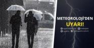 Meteoroloji Uyardı! Gök gürültülü sağanak yağış hafta boyunca devam edecek