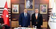 Orman ve Su İşleri Bakanı Prof. Dr. Veysel Eroğlu Uşak'ta
