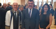 Rektör Savaş, 2019-2020 Yükseköğretim Akademik Yılı Açılış Töreni'ne Katıldı