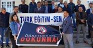Türk Eğitim-Sen Uşak Şubesi'nden Basın Açıklaması!