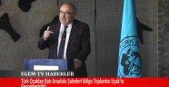 Türk Ocakları Batı Anadolu Şubeleri Bölge Toplantısı Uşak'ta Gerçekleştirildi.