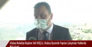Ulubey Belediye Başkanı Veli KOÇLU İlçesinde Yapılan Çalışmalar Hakkında Bilgiler Verdi.