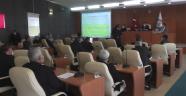 Uşak İl Genel Meclisi Toplantısı Uşak İl Genel Meclisi Başkanı Nuri DEMİR Başkanlığında Kasım Ayı Olağan Toplantısı 16. Birleşimi Yapıldı.
