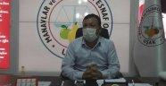 Uşak Manavlar ve Pazarcılar Esnaf Odası Başkanı Arif IŞIK, kalp krizi geçirdi.