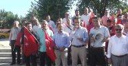 Uşak Sağlık Sen Şube Başkanı Muhammet Ali Aloğlu'ndan Basın Açıklaması