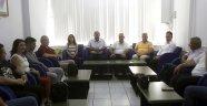 Uşak Serbest Muhasebeci Mali Müşavirler Odasında Bayramlaşma